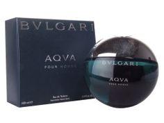 AQUA 3,4 Bvlgari Pour Homme, Bvlgari Aqua, Smells Like Teen Spirit, The 100, Branded Perfumes, Stuff To Buy, Men, Spray Bottle, Eau De Toilette