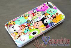 Disney Characters Tsum Tsum Case iPhone, iPad, Samsung Galaxy, HTC One Cases Art5