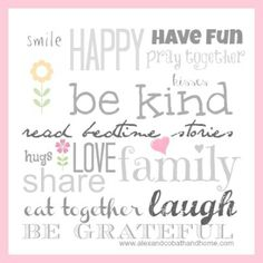 #family #quote