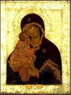 Donskaya Mother Theo