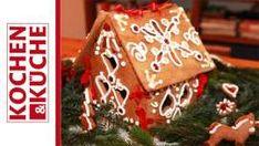 Lebkuchenhaus selber machen