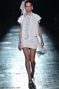 Prabal Gurung spring/summer 2015 collection - New York fashion week