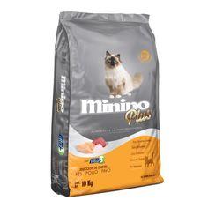 #Walmart Mexico - #Walmart Mexico Alimento para gato minino plus selección de carnes 10 kg - AdoreWe.com