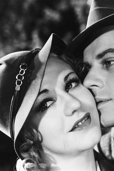 Ginger Rogers and Norman Foster in Rafter Romance, 1933