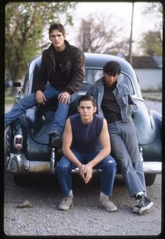 Photos: Photos: The Making of The Outsiders
