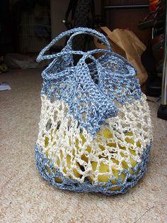 Handmade+Crochet+Bags+Patterns | Free Pattern – Crochet Drawstring Bag | Free Pattern & Tutorial