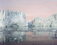 Greenland, Ilulissat Icefjord 09, 2003 // ph. Olaf Otto Becker