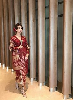 Vera Kebaya, Kebaya Lace, Kebaya Brokat, Batik Kebaya, Kebaya Dress, Model Kebaya Modern, Kebaya Modern Dress, Dress Brokat Muslim, Kebaya Muslim