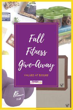 Fall Fitness Give Away Faithful Finish Lines