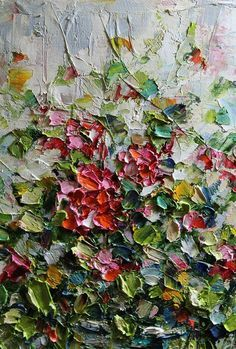 Learn All About Impasto Paintings - Bored Art                                                                                                                                                                                 More