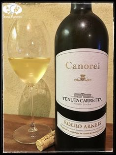 Score 91/100 Wine review, tasting notes, rating of Tenuta Carretta 'Canorei' Roero Arneis, Italy. Description of aroma, palate, flavors. Join the experience.