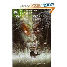 Batman: Arkham Asylum - A Serious House on Serious Earth, 15th Anniversary Edition: Grant Morrison, Dave McKean: 9781401204259: Amazon.com: Books