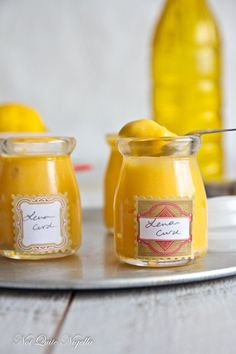 The Best Lemon Curd From Scratch @ Not Quite Nigella