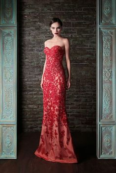 "Rami Kadi ""Le gala des mystères"", F/W - Couture Couture Mode, Style Couture, Couture Fashion, Evening Dresses, Prom Dresses, Formal Dresses, Dresses 2014, Wedding Dresses, Beautiful Gowns"