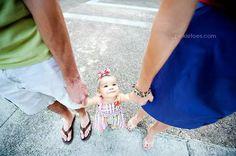 こんな感じで絶対に撮っておきたい!赤ちゃんと家族の記念写真♡ | CRASIA(クラシア)