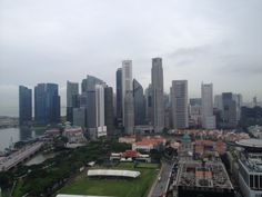 Day 146 (View of Singapore)