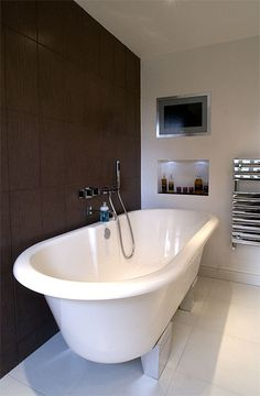 Master Bathroom Master Bathroom, Bathtub, House, Standing Bath, Master Bath, Bathtubs, Home, Bath Tube, Master Bathrooms