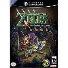 The Legend of Zelda: Four Swords Adventures Gamecube by Nintendo http://www.amazon.com/dp/B00021HBAE/ref=cm_sw_r_pi_dp_64L2ub1GXQA8R