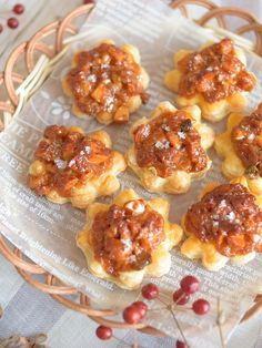 「キャラメルナッツのプチパイ」陽子 | お菓子・パンのレシピや作り方【cotta*コッタ】