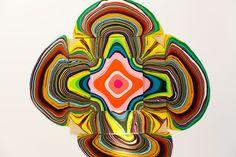 Le kaleidoscope d'Holton Rower pour Dior -