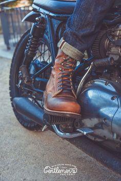 www.gentlemens-factory.com #w650 #chippewashoes Collection gentlemen's Factory…