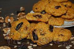 Baby Food Recipes, Vegan Recipes, Dessert Recipes, Cooking Recipes, Breakfast Snacks, Breakfast Recipes, Healthy Biscuits, Delicious Deserts, Biscuit Cookies