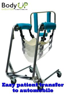 Body Up 174 Evolution Mobile Patient Lift And Transfer