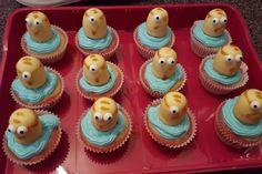Minion Cupcakes, ein beliebtes Rezept aus der Kategorie Backen. Bewertungen: 40. Durchschnitt: Ø 4,6.