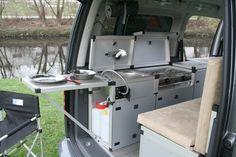 Auto_Ausbau: TERRA CAMPER präsentiert VW Caddy Maxi als Reisemobil