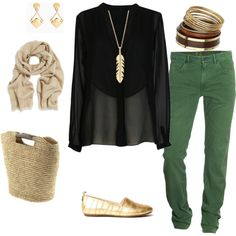 Casual chic 4, created by shannon-legrand.polyvore.com