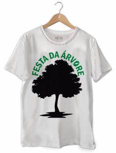 6807b53d7 Camiseta Festa da Árvore - Mitou Camisetas