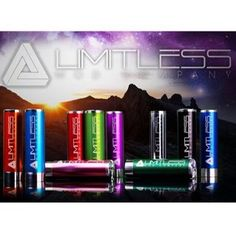 Authentic Limitless Hybrid cap mod is available in your choice of colors. Cypress Vapors. 12303 N. Eldridge Parkway. Cypress,Tx. 77429 (281)897-VAPE