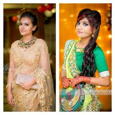 Party makeup, photography by Ishrat amin