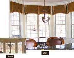 greensboro nc interior designers - wo story windows, Window treatments and Window on Pinterest
