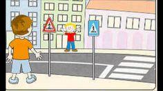 Segurança rodoviaria video