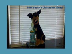 Back To School Sanitizer Trick! #backtoschool #FernSmithsClassroomIdeas