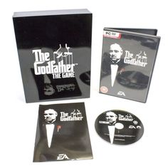 The Godfather: The Game Collectors Edition for PC by Electronic Arts, 2006