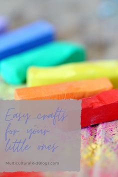 Easy Crafts for Your Little Ones