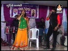 """Sayabo Re Govadiyo"" | UMESH BAROT ABHITA PATEL Virvadarka Live 1 2 | Gujarati Live #GarbaSong #HappyNavratri"