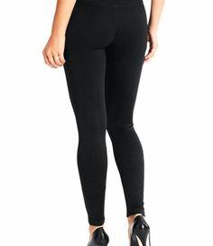 Marianne Cannes 100 enkellegging met naadloos broekje Zwart Cannes, Basic Leggings, Black Jeans, Fashion, Moda, Fashion Styles, Black Denim Jeans, Fashion Illustrations