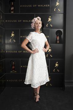 Anna Bamford - Melbourne Cup Carnival Fashion