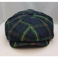 Tartan Tweed Hat Newsboy 8 Panel, Peaky Blender Hat Scottish Hat, Best Sellers, Tartan, Tweed, Hats, Hat, Plaid, Hipster Hat