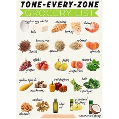 Tone your body & Eat clean!