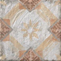 San Juan Deco Porcelain Tile - 8in. x 8in. - 100286988 | Floor and Decor