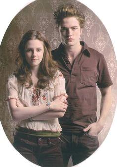 Edward & Bella in the beginning