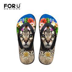$18.99 (Buy here: https://alitems.com/g/1e8d114494ebda23ff8b16525dc3e8/?i=5&ulp=https%3A%2F%2Fwww.aliexpress.com%2Fitem%2F2016-Women-Summer-Slippers-Cute-Cat-Print-Beach-Flip-Flops-Lady-Slippers-Casual-Home-House-Slipper%2F32684089924.html ) 2016 Women Summer Slippers Cute Cat Print Beach Flip Flops Lady Slippers Casual Home House Slipper Platform Flat Leisure Shoes for just $18.99