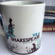 Y en nuestra nueva serie de #MugsLiterarios no podía faltar William Shakespeare! #MugShakespeare #RegalaCultura #ProyectosB612