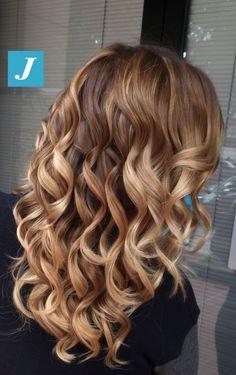 This is so You _ Degradé Joelle #cdj #degradejoelle #tagliopuntearia #degradé #igers #musthave #hair #hairstyle #haircolour #longhair #ootd #hairfashion #madeinitaly #wellastudionyc
