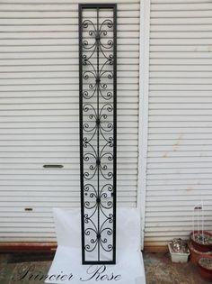 ロートアイアン パネル Wrought Iron Panel