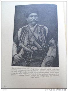 Kurdish Warrior, ca. 1910. Hungarian Print. Photographer: Sven Hedin